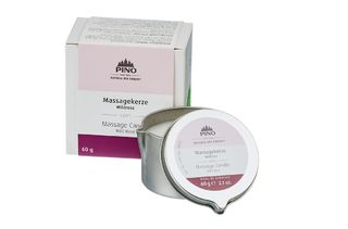 Massage Candle Wild Rose 60 g