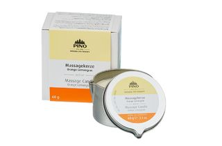 Massage Candle Orange & Lemongrass 60 g