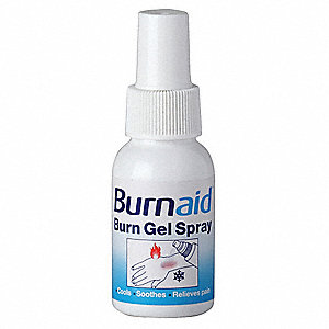 Burnaid Burn Gel Spray | 50 ml
