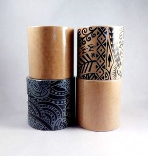 Dynamic Tape MIX | 4 pcs PACK 7,5 cm x 5 m