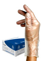 Powder-free Vinyl Glove | 100 pcs | L
