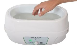 Paraffin bath set