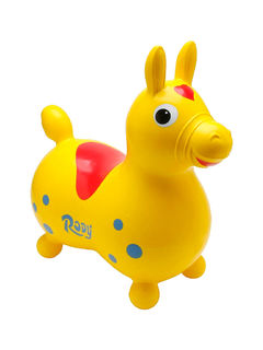 Rody Pony 54 x 45 cm | Yellow