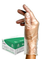 Powdered Vinyl Glove | 100 pcs | M