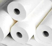 Fiberfabric roll | 50cm | white