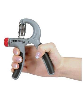Adjustable hand grip heavy | 10-40 kg