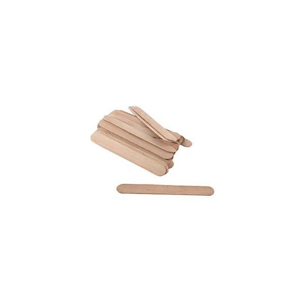 Tongue Wooden Depressors | 100 pc / box