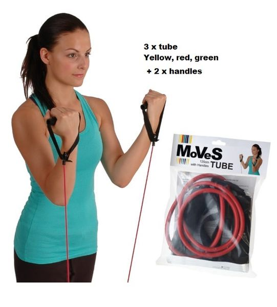 Moves tube Set